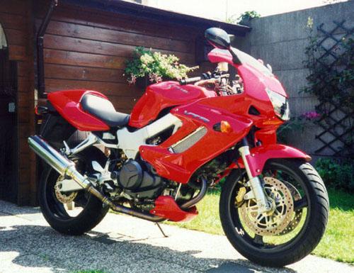 Honda VTR1000f Firestorm
